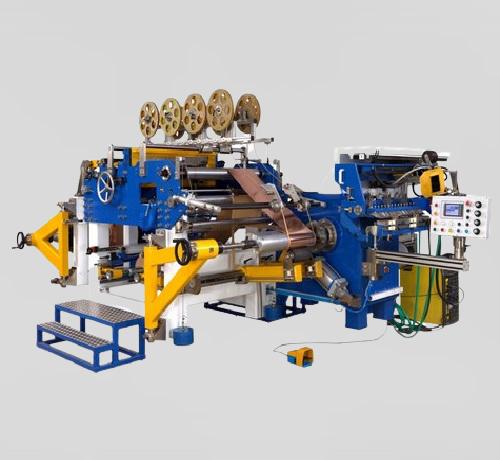lv-foil-winding-machine